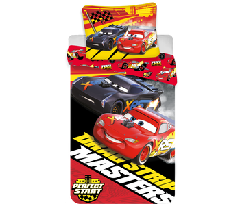 Disney Cars Duvet cover Drag Strip Masters 140 x 200