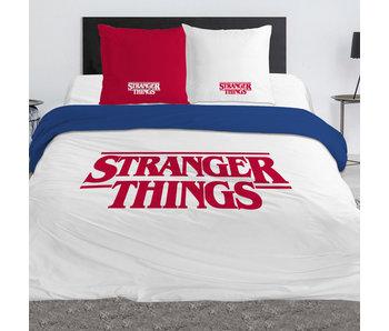 Stranger Things Housse de couette 240 x 220 cm