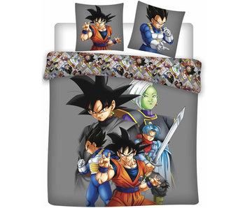 Dragon Ball Z Dekbedovertrek Goku 240 x 220 cm