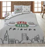 Friends Dekbedovertrek Central Perk - Lits Jumeaux - 240 x 220 cm - Katoen