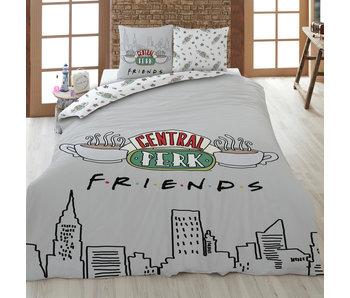 Friends Housse de couette Central Perk 240 x 220 cm