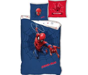 SpiderMan Housse de couette Web 140 x 200