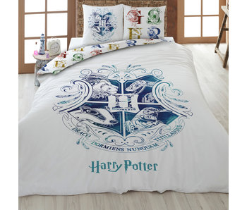 Harry Potter Bettbezug Hogwarts 240 x 220 cm