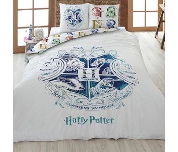 Harry Potter Dekbedovertrek Hogwarts 240 x 220 cm