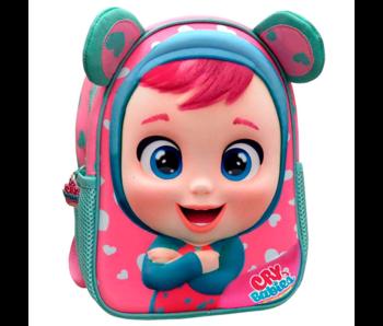 Cry Babies Kleinkinderrucksack 3D Eva Lala - 30 cm