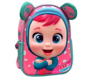 Cry Babies Toddler backpack 3D Eva Lala - 30 cm