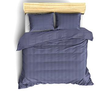 De Witte Lietaer Bettbezug Baumwollsatin Zygo Lavendel 260 x 240 cm