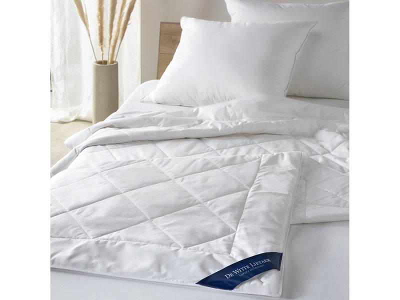 De Witte Lietaer Summer duvet Cotton White - Double - 200 x 220 cm - Cotton