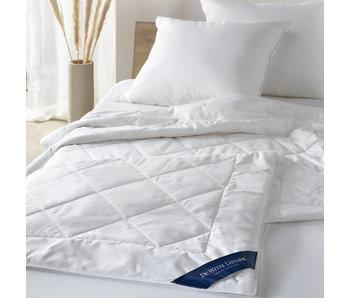 De Witte Lietaer Sommerdecke Baumwolle Weiß - 140 x 220 cm