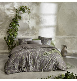 De Witte Lietaer Duvet cover Cotton Satin Jasmin - Hotel size - 260 x 240 cm - Gray