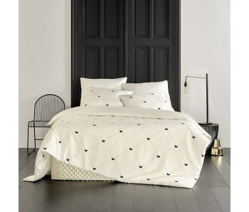 De Witte Lietaer Duvet cover Cotton Satin Butterflies 240 x 220 cm