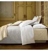 De Witte Lietaer Housse de couette Coton Perkal Bumblebee - Lits Jumeaux - 240 x 220 cm - Argent