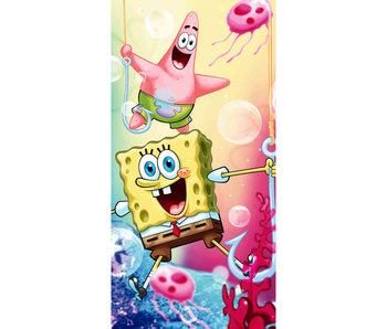 SpongeBob Strandtuch Freunde 70 x 140 cm