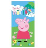 Peppa Pig Beach towel Holiday - 70 x 140 cm - Multi