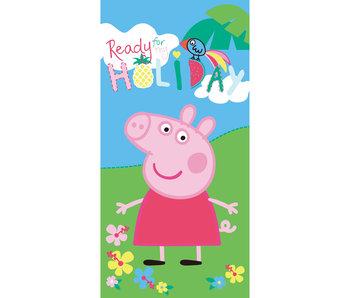 Peppa Pig Beach towel Holiday 70 x 140 cm