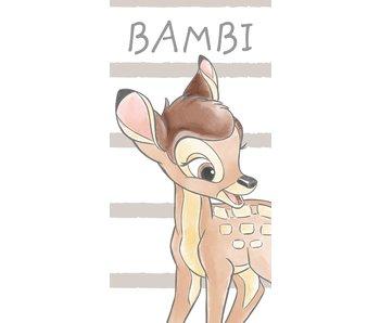 Disney Bambi Serviette de plage Stripes 70 x 140 cm