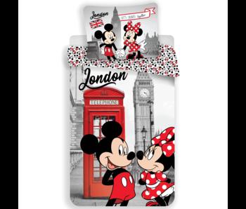 Disney Minnie Mouse Housse de couette London 140 x 200