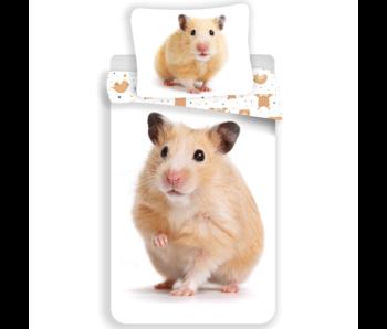 Animal Pictures Dekbedovertrek Hamster 140 x 200