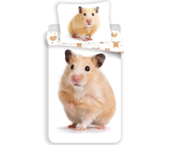 Animal Pictures Duvet cover Hamster 140 x 200