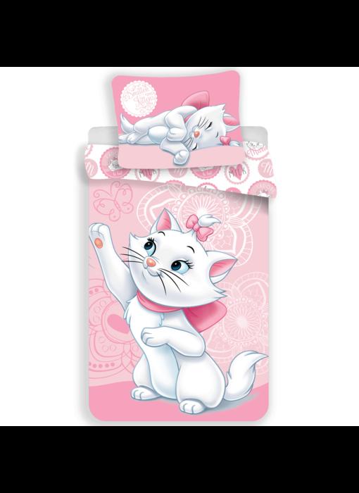 Disney Marie Cat Dekbedovertrek Smitten Kitten 140 x 200