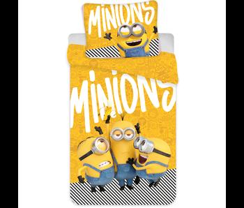 Minions 2 Dekbedovertrek Banana 140 x 200