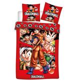 Dragon Ball Z Dekbedovertrek - Eenpersoons - 140  x 200 cm - Flanel
