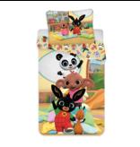 Bing Bunny Housse de couette Playtime - Simple - 140 x 200 cm - Multi