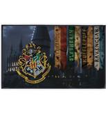 Harry Potter Badmat Hogwarts - 40 x 60 cm - Polyester