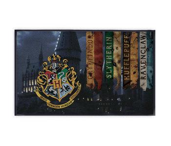 Harry Potter Hogwarts bath mat 40 x 60 cm