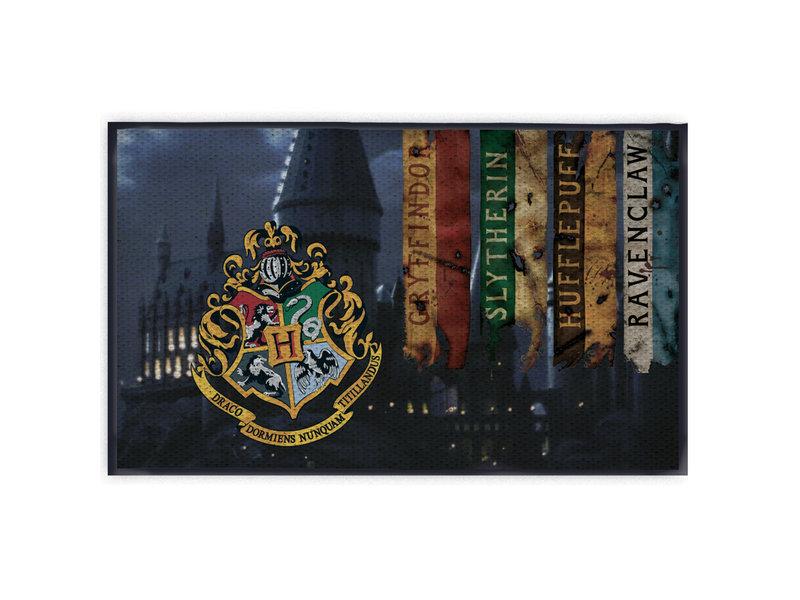 Harry Potter Hogwarts bath mat - 40 x 60 cm - Polyester