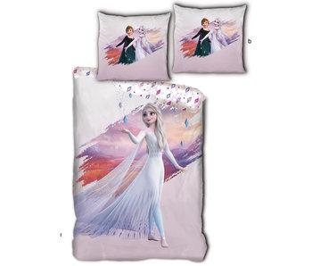 Disney Frozen Bettbezug Diamanten 140 x 200