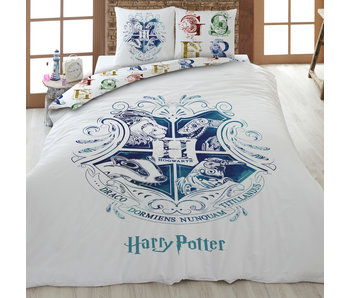 Harry Potter Dekbedovertrek Hogwarts 200 x 200