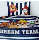 PAW Patrol Dekbedovertrek Dream Team - Eenpersoons - 140  x 200 cm - Multi
