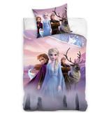 Disney Frozen Duvet cover Adventure - Single - 140 x 200 cm - Cotton