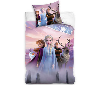 Disney Frozen Dekbedovertrek Avontuur 140 x 200