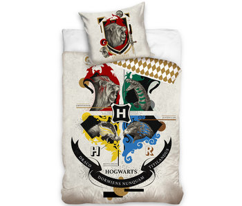 Harry Potter Dekbedovertrek Kwadrant 140 x 200