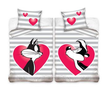 Looney Tunes Bettbezug Penelope & Pepé 140 x 200