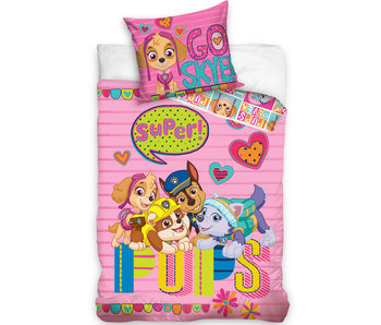 PAW Patrol Duvet cover Super Pups 140 x 200