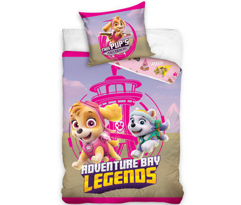 PAW Patrol Duvet cover Legends 140 x 200
