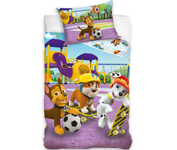 PAW Patrol Housse de couette Playground 140 x 200