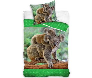 Animal Pictures Dekbedovertrek Koala 140 x 200