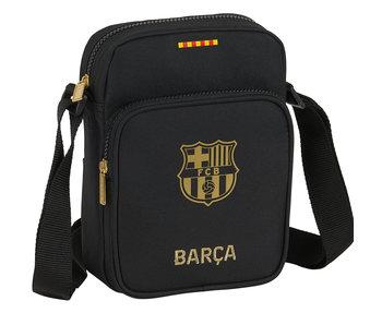 FC Barcelona Schoudertas Gold - 22 cm