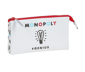 Monopoly Pencil Case Genius - 22 cm