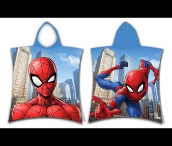SpiderMan Poncho Schaukel 50 x 115 cm