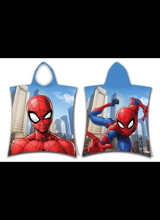 SpiderMan Poncho Swing 50 x 115 cm