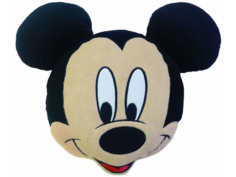 Disney Mickey Mouse 3D Smile pillow 40x46