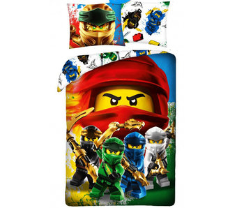 Lego Housse de couette Ninjago 140 x 200