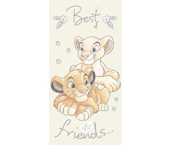 Disney The Lion King Beach towel Best Friends 70 x 140 cm