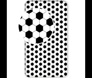 Voetbal Spannbetttuch 90 x 200 cm