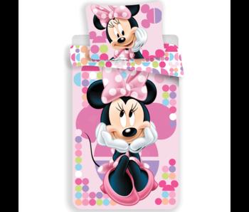 Disney Minnie Mouse Bettbezug 140 x 200 cm 70 x 90 cm Polyester